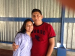 Alicia and Manuel are starting a church plant. Pray for ministry leaders like them who are seeking to be a blessing to hurting families.