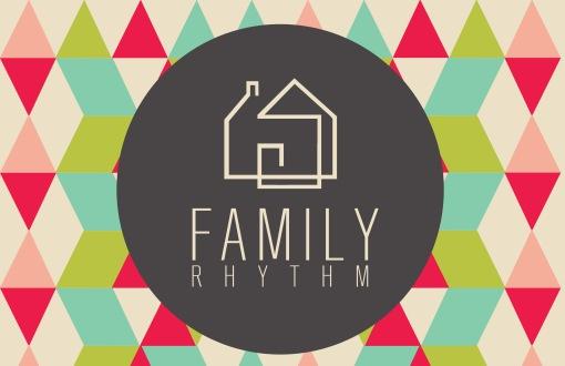 family rhythm poster